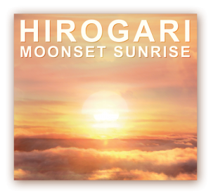 Moonset Sunrise Album Cover
